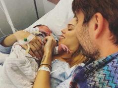 Franka Batelić rodila sina, sretni suprug Vedran Ćorluka objavio sliku na Instagramu